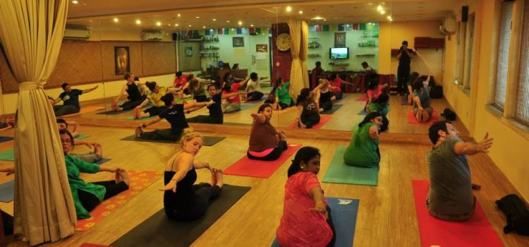 Mystic Yoga Studio Salt Lake City, Kolkata | Fees ...