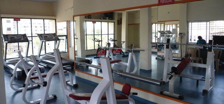Robin gym navlakha indore fees & reviews gympik