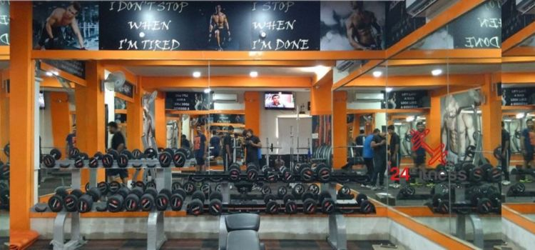 24fitness piplyahana indore fees & reviews gympik